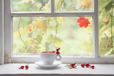 tea mug, Kellys Kleaning can help prepare you for the fall and winter months with these tips or their residential cleaning services.