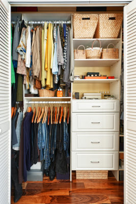 Kelly's Kleaning now offers closet organization services throughout Berks County and Lancaster County!