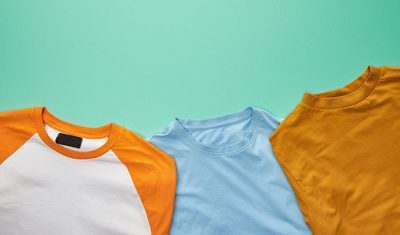 clothes with no stains
